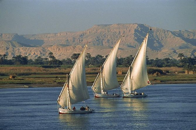 4 Days Nile River Cruise From Aswan Royal Princess