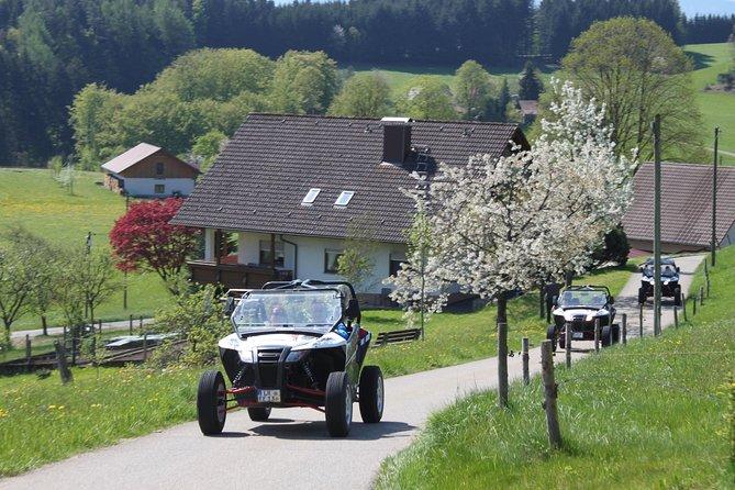 Vogesen/Elsässer Weinstraße 4x4 Offroad