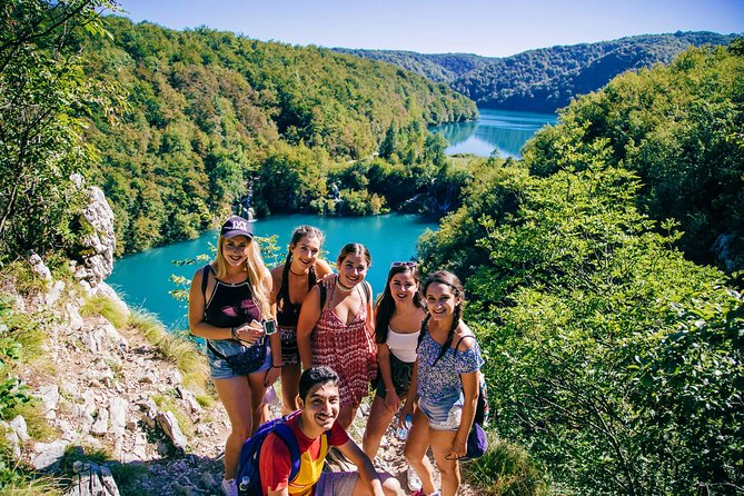 Plitvice Lakes and Rastoke Day Trip