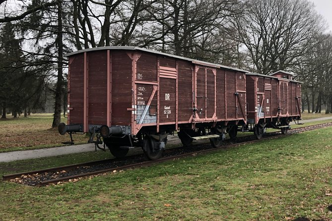 Private tour: Follow Anne Frank to Camp Westerbork