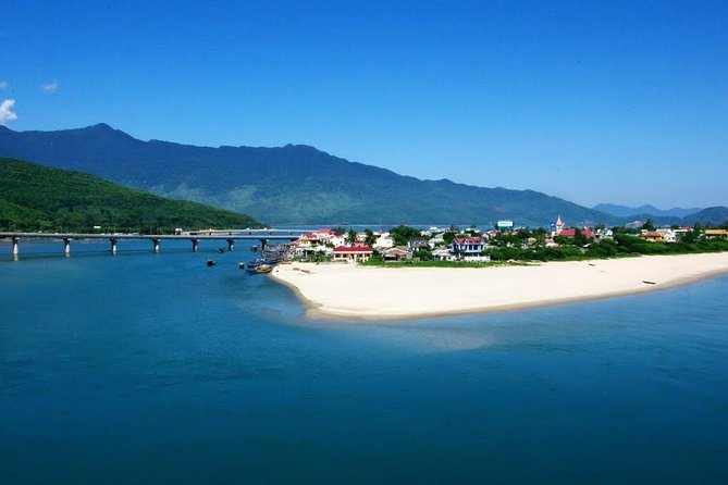 Hoi An to Hue with stops: Marble Mountains, Hai Van Pass, Elephant Springs