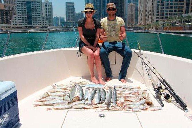 Fishing trip Doha
