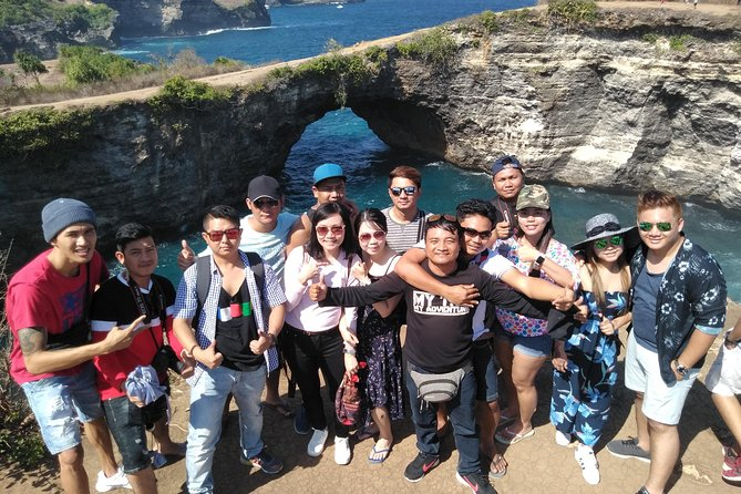 Exciting Nusa Penida scooter Tours