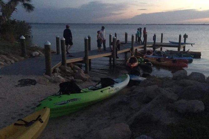 Cocoa Beach Night Time Bioluminescence Kayak Tour