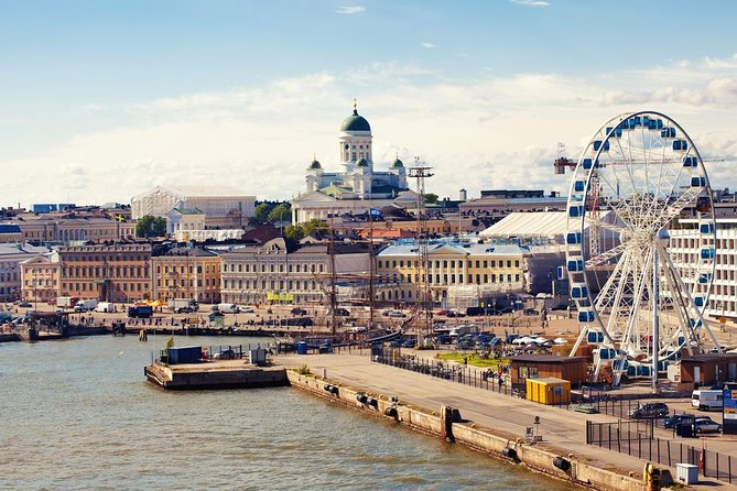Private Airport Transfer Helsinki Airport (HEL) to Helsinki City Center-Minivan