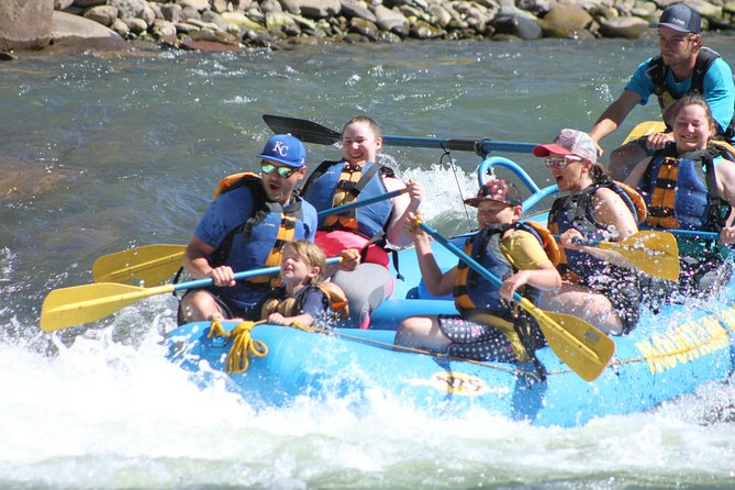 Durango Family-Friendly 2-Hour Rafting Trip