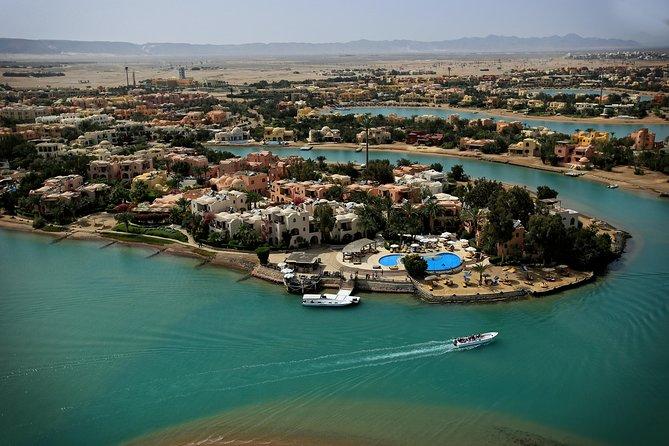 El Gouna Royal VIP Snorkeling Sea - Excursion - Hurghada German