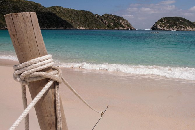 Arraial Do Cabo And Cabo Frio With Boat Trip