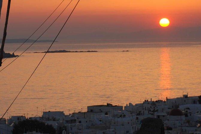 Delian Sunset Cruise