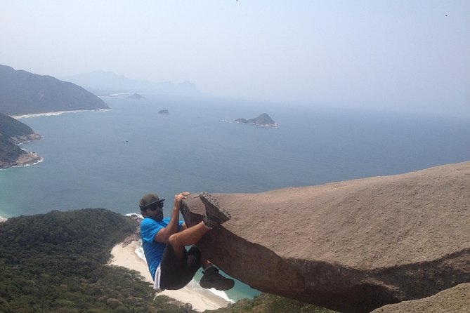 Private Hiking Tour to Telegrafo Stone + Grumari beach - by OIR Aventura