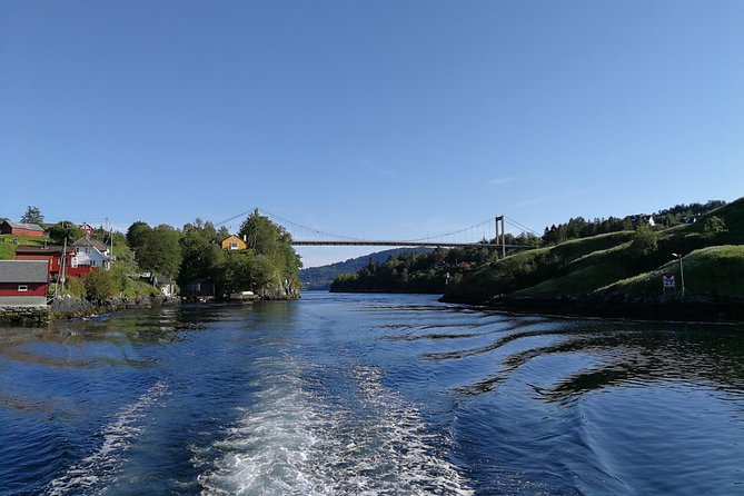 Private day tour to Solholmen - incl fishing in Alverstraumen