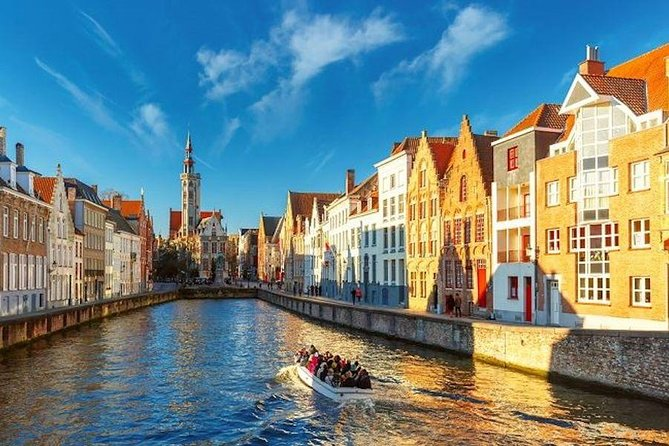 Private day tour to Bruges from Brussels (by car)