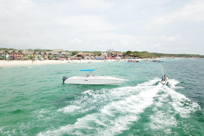 Full-Day Boat Rental em Cartagena