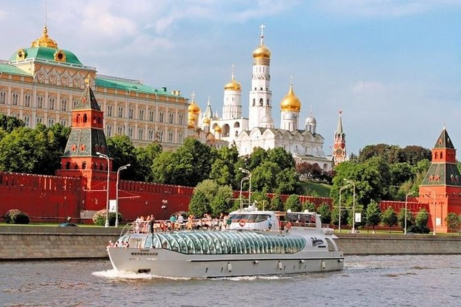 Moscow Diorama and River Sightseeing Cruise