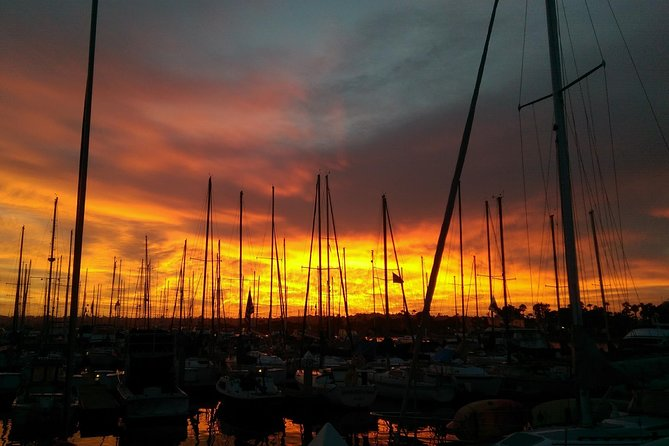 Catamaran Sailing Cruise on San Diego Bay for up to 6 Guests