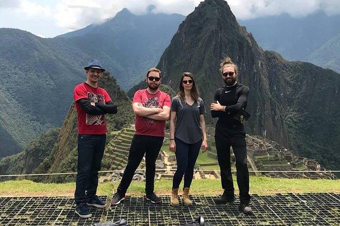 Excursion Machu Picchu from Cusco.
