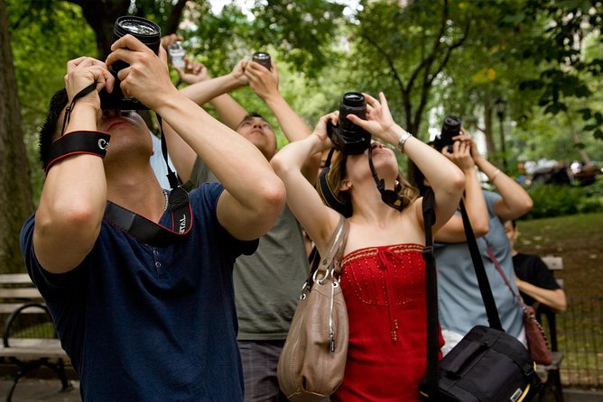 Central Park Photography Tour in New York