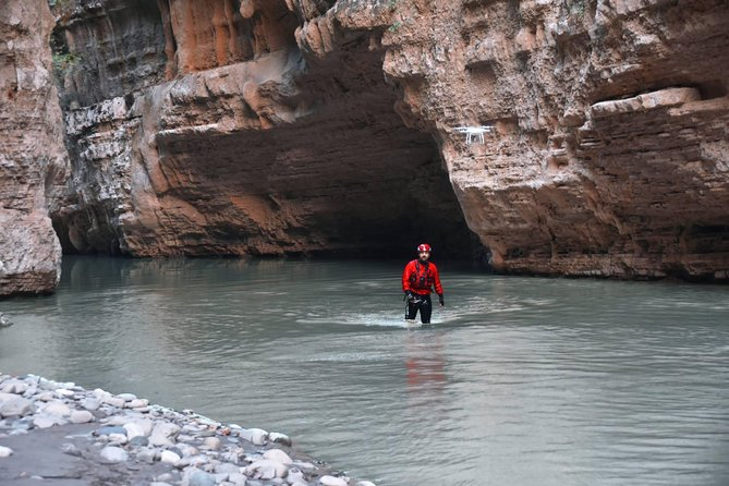 River Hiking in the Osumi Canyons, Skrapar (on foot) photo 3