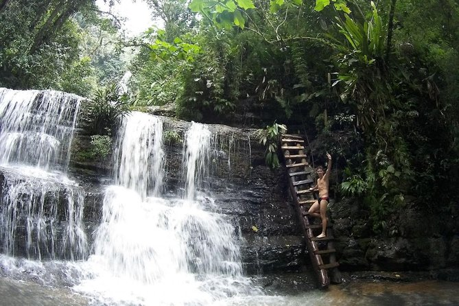 Barichara and Juan Curí Waterfalls