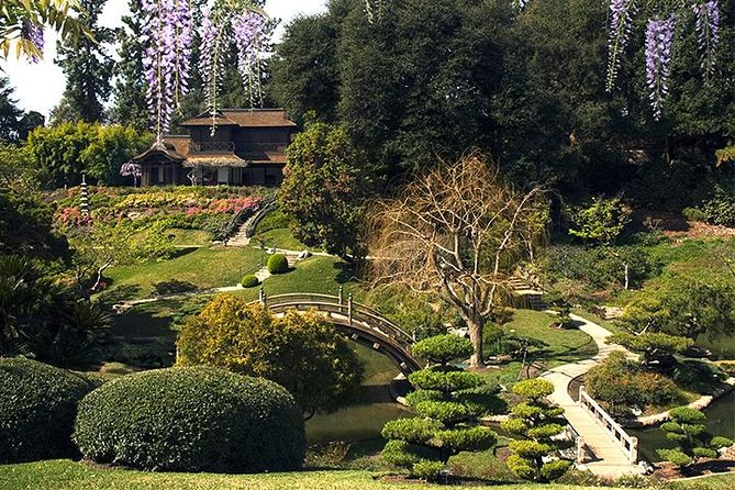 The Huntington Library Art Museum Botanical Gardens Ticket 2020 California