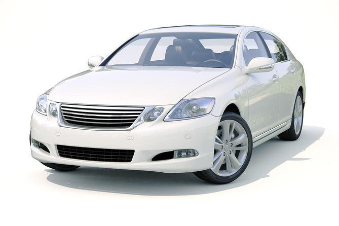 Transfer in private vehicle from London City to London Airport (LHR)