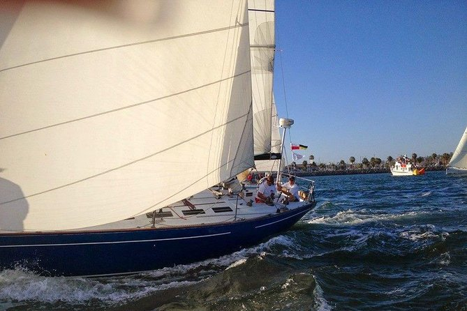 sailing charter and boat tours on the San Diego Bay