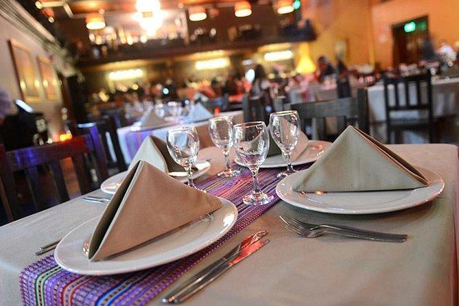 Peruvian Dinner Buffet