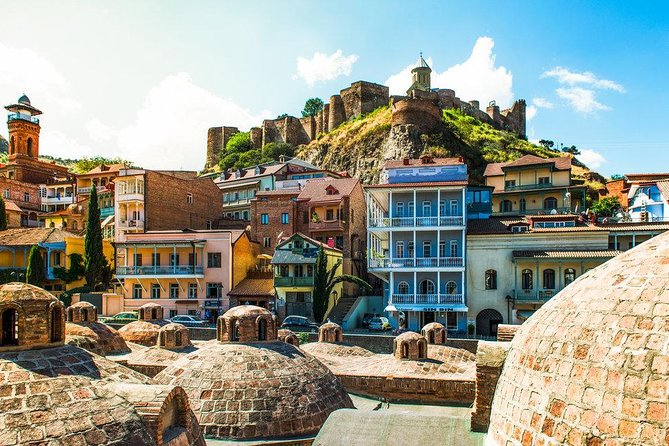 Tbilisi and Mtskheta mixed tour