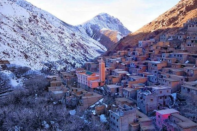 Atlas Mountains and 4 Valleys Day Trip from Marrakech