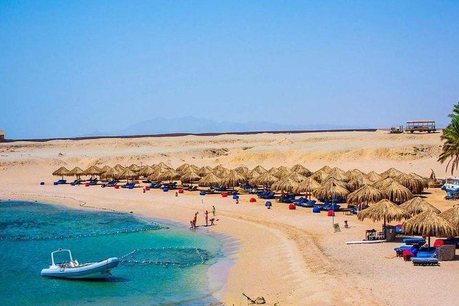 Sharm El Naga Full Day Snorkeling Trip from (Hurghada)