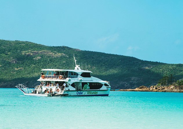 Whitehaven Beach and Hamilton Island Cruise photo 4