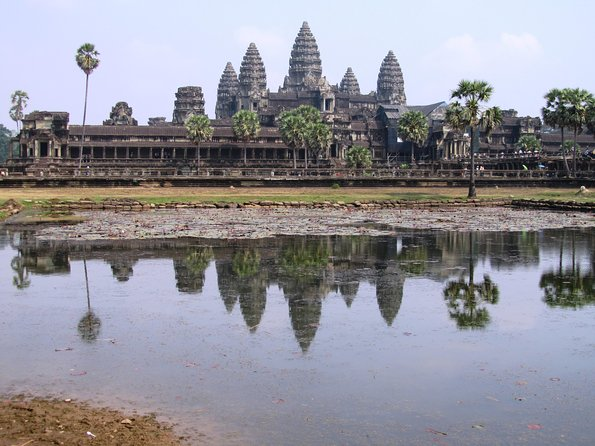 Full Day Angkor Archaeological Site