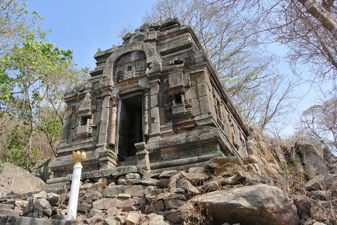 Full Day Tour Pre-Angkorian Temples of Phnom Penh