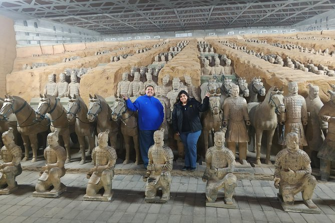 Unique Terra-Cotta Army and City Day Tour