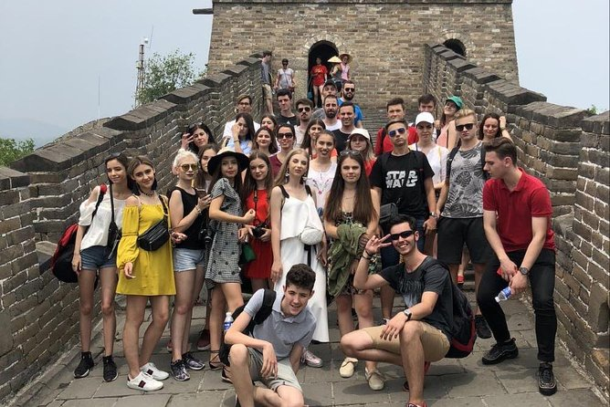 Badaling Great Wall and Ming Tombs Quality Group Tour