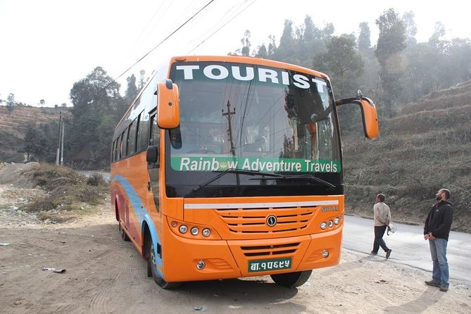 Tourist Bus in Nepal