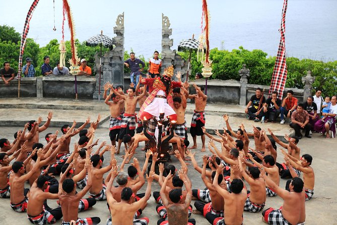 Shore Excursion Uluwatu Cliff Temple 6 hour (Include Kecak Dance & BBQ Seafood) photo 4