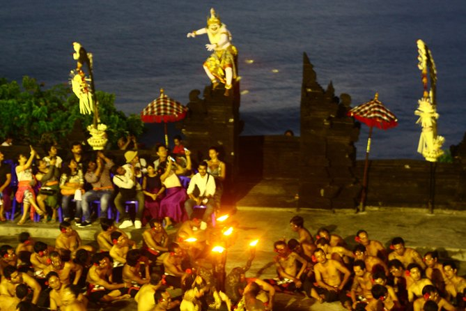 Shore Excursion Uluwatu Cliff Temple 6 hour (Include Kecak Dance & BBQ Seafood) photo 6