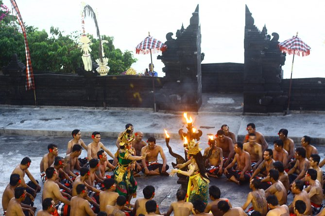 Shore Excursion Uluwatu Cliff Temple 6 hour (Include Kecak Dance & BBQ Seafood) photo 8