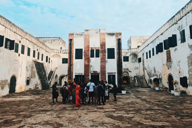 The Return: Cape Coast Castle Experience