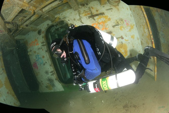 HMNZS Canterbury Dive Charters