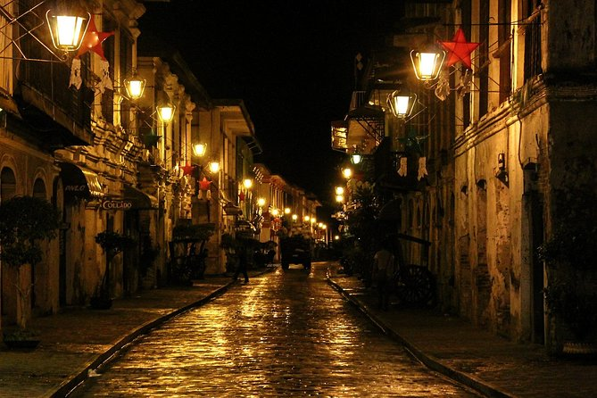 Vigan & Laoag Private Tour