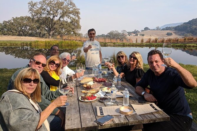 Join-In Social Wine Tour from Solvang