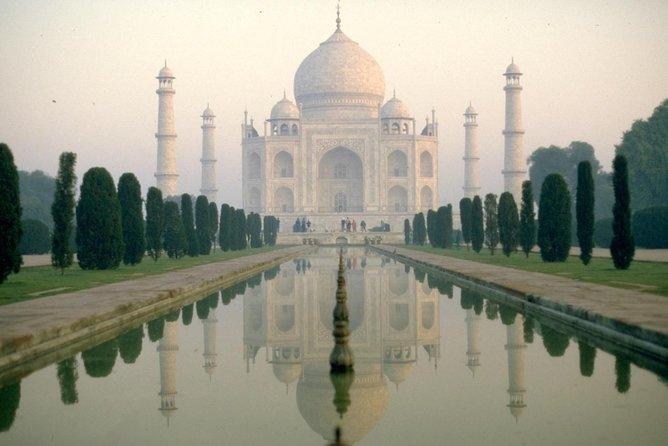 Full Day Agra from Delhi