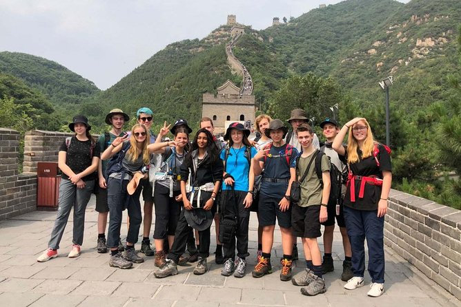 Mutianyu Great Wall and Ming Tombs Small Group Tour