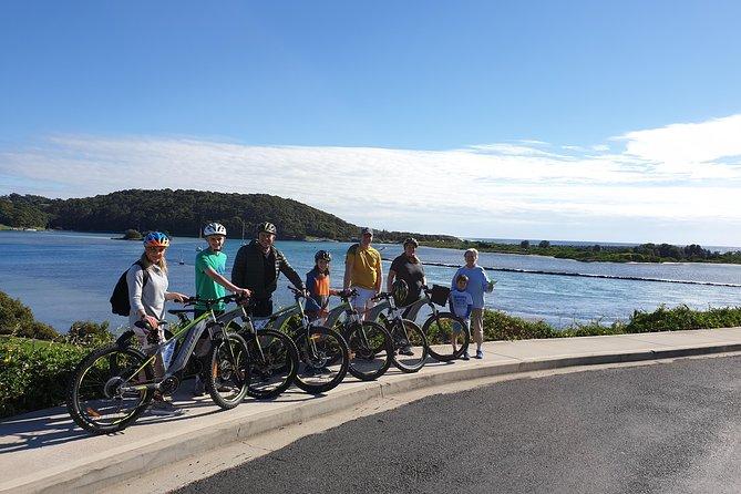 Narooma E-Bike Tour Full Day Wildlife and Hinterland Narooma to Tilba, Batemans Bay, AUSTRALIA