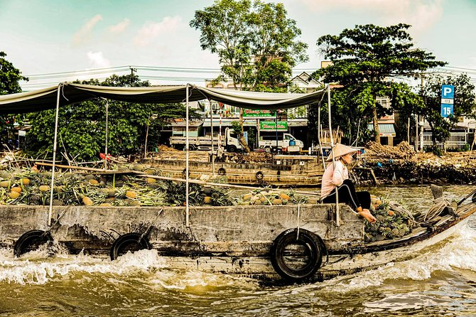 Private Cai Rang Floating Market in Can Tho photo 6