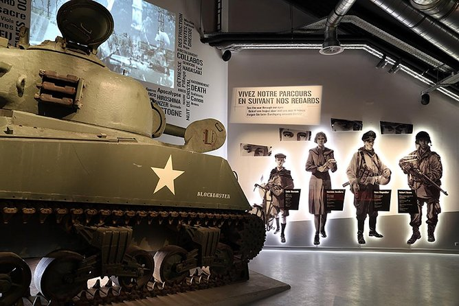 Private Bastogne, Battle of the Bulge tour from Brussels (by car)