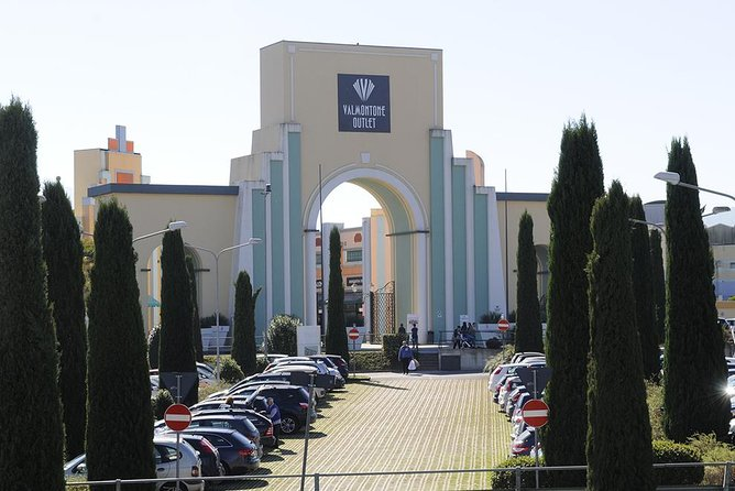Transfer from Rome to Valmontone Outlet