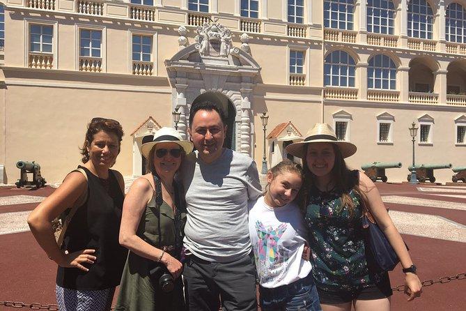 Monaco Monte Carlo guided tour